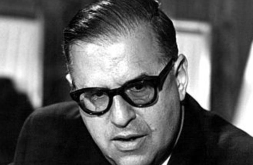 Abba Eben (photo credit: Wikimedia Commons)
