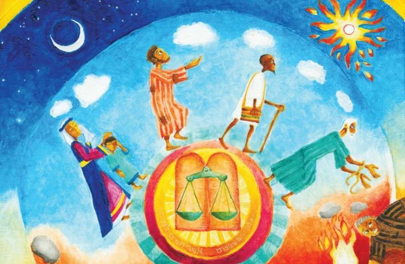 Illustration by Darius Gilmont (photo credit: WWW.DARIUS-ART.COM/WWW.ARIELLA-VERLAG.DE)