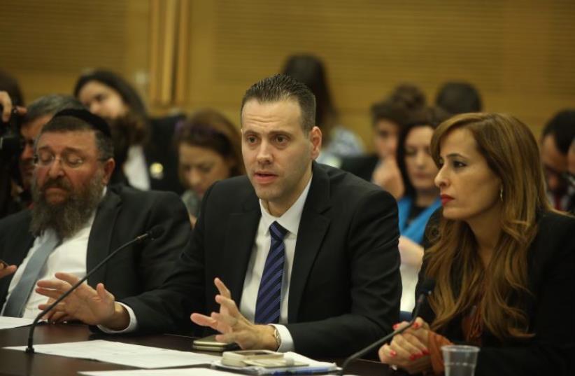 MK Miki Zohar (photo credit: MARC ISRAEL SELLEM/THE JERUSALEM POST)