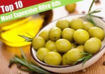 Most Expensive Olive Oils