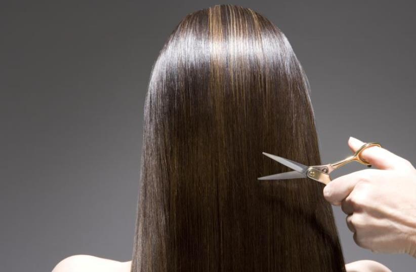 Hairdresser (illustrative) (photo credit: INGIMAGE)