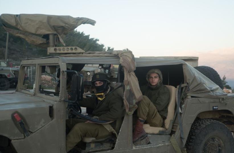 Members of the 931 Battalion (photo credit: IDF SPOKESPERSON'S UNIT)