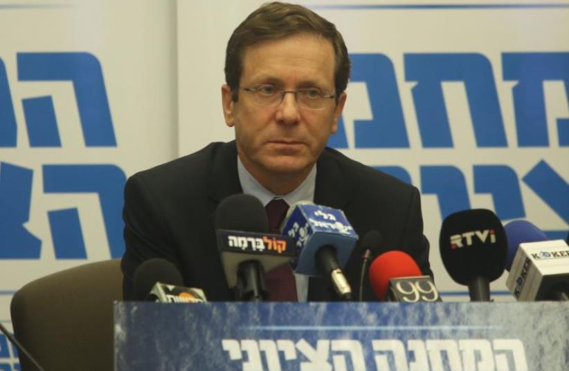 Isaac Herzog (photo credit: MARC ISRAEL SELLEM/THE JERUSALEM POST)