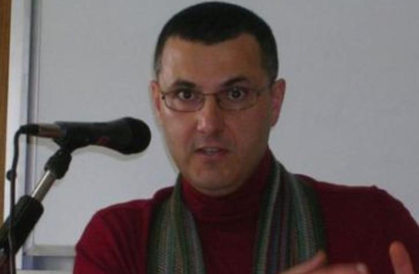 Omar Barghouti (photo credit: ARAB MEDIA)