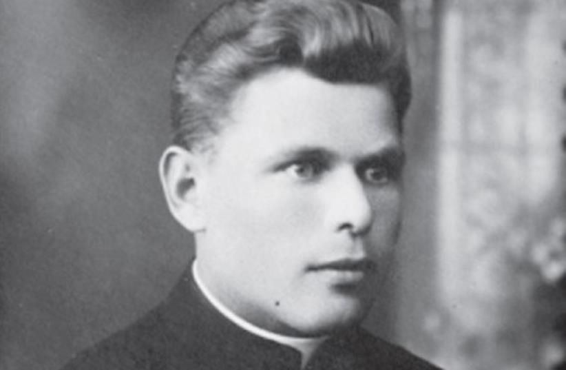 JONAS ZVINYS (photo credit: KAISIADORIU ENCIKLOPEDIJA)