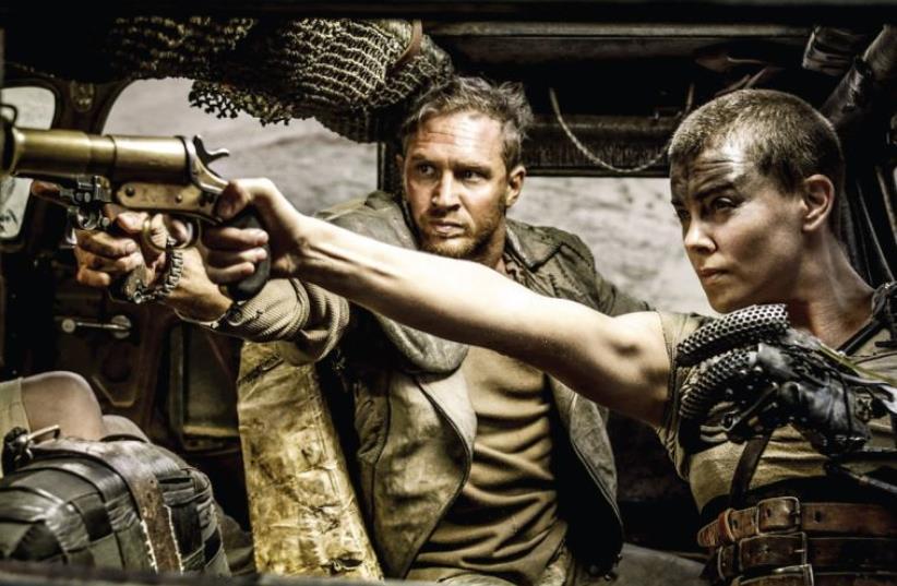 Mad Max: Fury Road  (photo credit: PR)