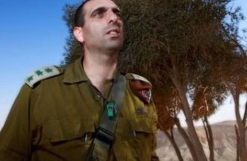 IDF Brig.-Gen. (res.) Ofek Buchris (photo credit: ELI DASSA)