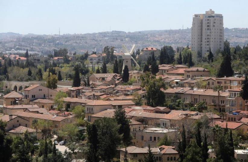 Streets of Jerusalem (photo credit: MARC ISRAEL SELLEM)