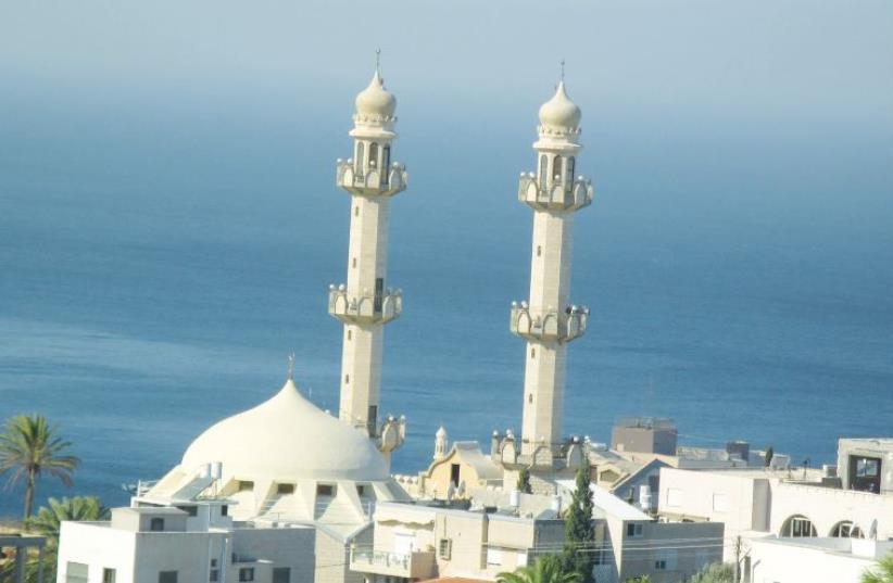 THE KABABIR MOSQUE in Haifa. (photo credit: Wikimedia Commons)