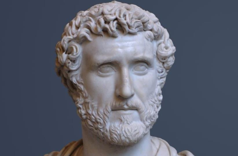 Bust of Antoninus Pius, ca. 150 (photo credit: Wikimedia Commons)