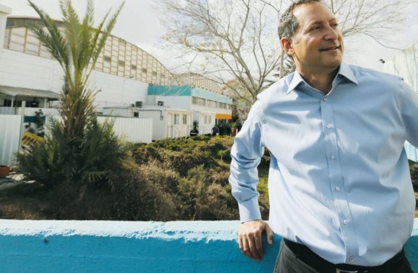 SodaStream CEO Daniel Birnbaum (photo credit: COURTESY SODASTREAM)