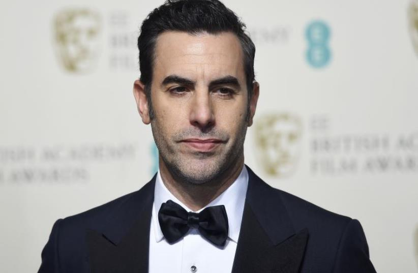Sacha Baron Cohen  (photo credit: REUTERS)