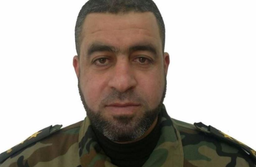 Abdel Salam Aid Al-Batniji, 36, of the Hamas military wing, died in a tunnel collapse in Gaza (photo credit: ARAB SOCIAL MEDIA)