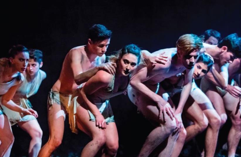 Kamea Dance Company's 'Neverland' (photo credit: KFIR BOLUTIN)