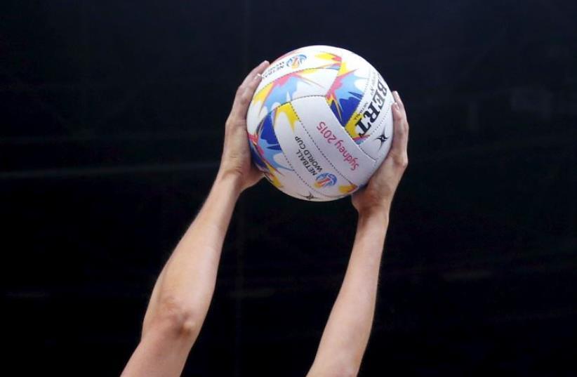 Netball (photo credit: REUTERS)