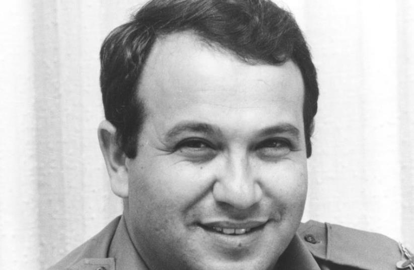 Meir Dagan (photo credit: IDF SPOKESMAN'S UNIT)
