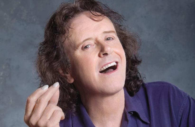 1960s FOLK-ROCKPOP troubadour Donovan will perform a special fund-raising concert in Tel Aviv in support of the Transcendental Meditation movement in Israel. (photo credit: MICHAEL COLLOPY: DONOVAN DISCS 2015)