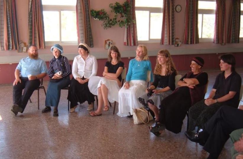 Shavei Israel brings Polish Jews to Israel for Purim trip (photo credit: Courtesy)