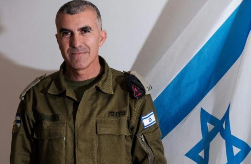 IDF Brig.-Gen. Munir Amar (photo credit: COORDINATION OF GOVERNMENT ACTIVITIES IN THE TERRITORIES)
