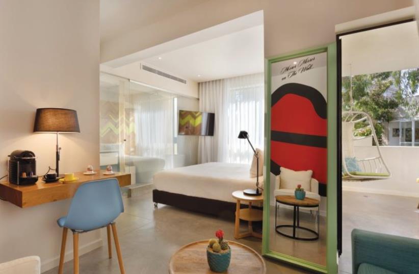 Cucu hotel. (photo credit: Courtesy)
