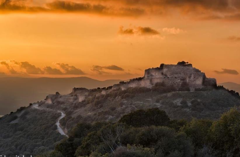 Nimrod Fort (photo credit: IDAN ITZHAK)