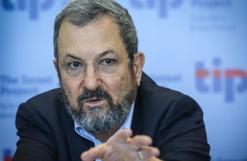 Ehud Barak (photo credit: MARC ISRAEL SELLEM & FACEBOOK)