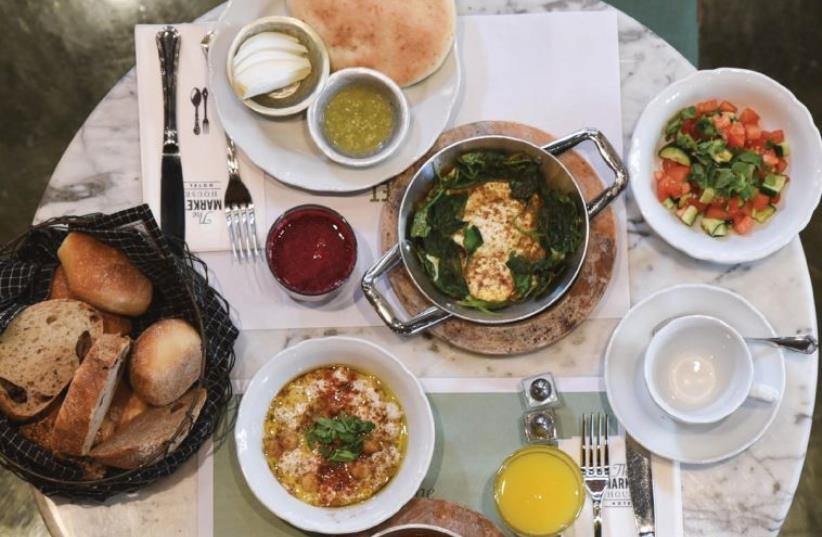 Jaffa's Market House Hotel (photo credit: PR)