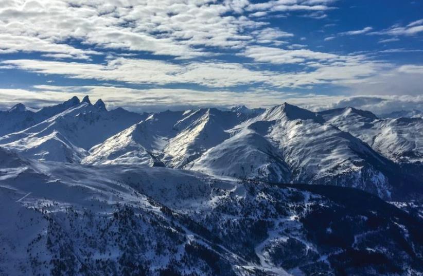 Rhône-Alpes (photo credit: REUTERS)
