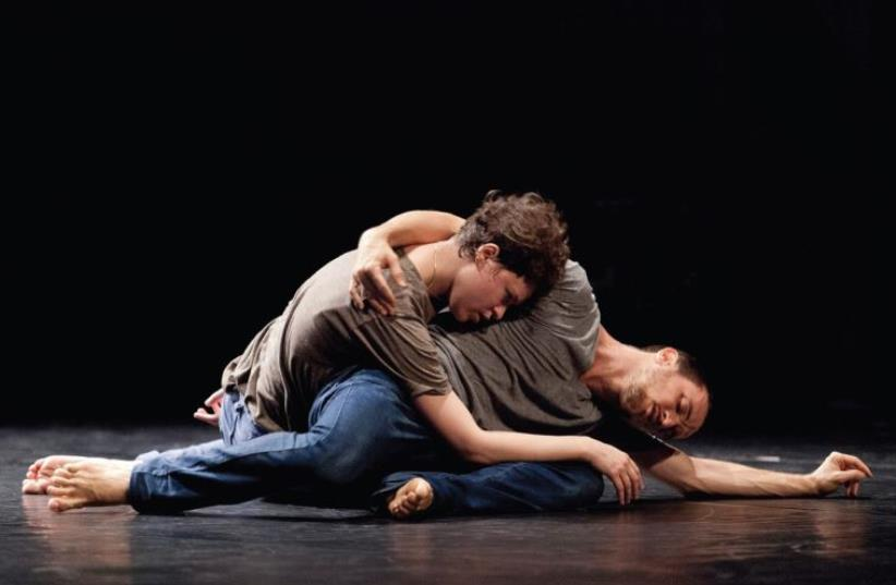 Choreography by Gil Kerer (photo credit: JESÚS ROBISCO)