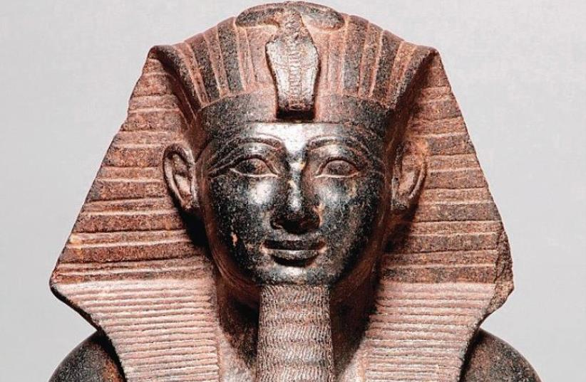 Pharaoh in Canaan: The Untold Story exhibition (photo credit: THE ISRAEL MUSEUM)