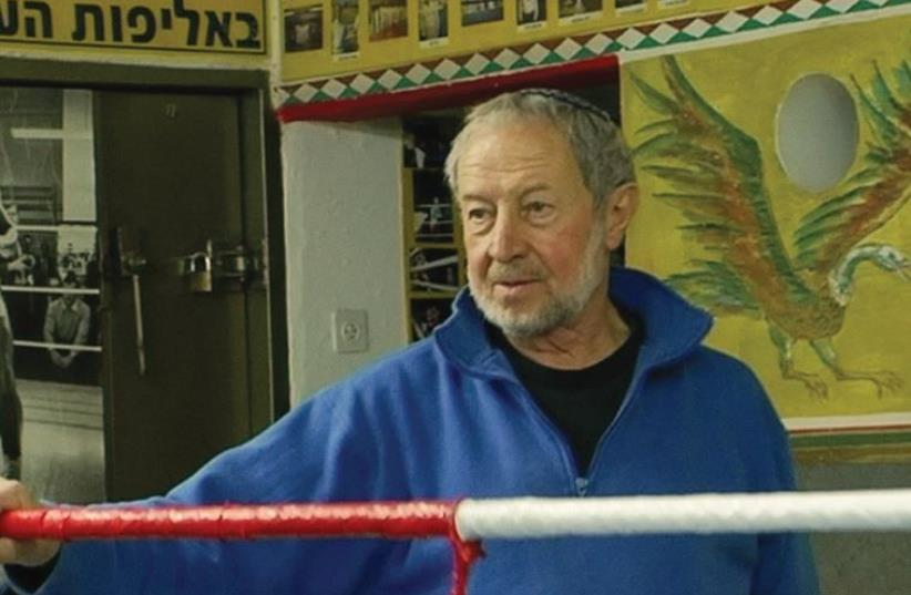 JERUSALEM BOXING club founder Gershon Luxemburg allows Arab and Jewish fighters the chance to escape the battles of the outside world.  (photo credit: RUTH DISKIN)