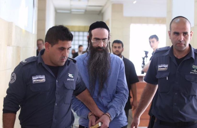 Yishai Schlissel (photo credit: MARC ISRAEL SELLEM)