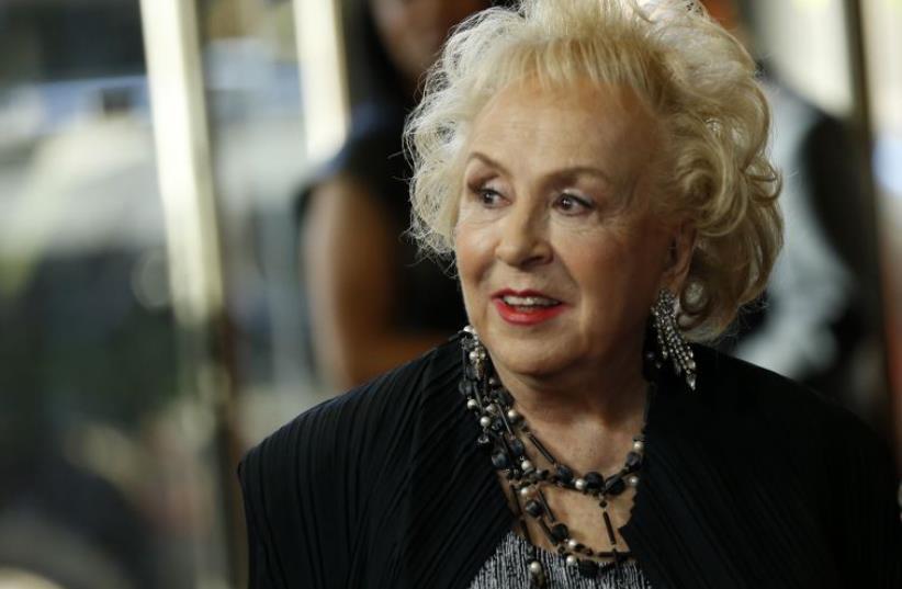 Actress Doris Roberts passed away at 90. (photo credit: REUTERS)