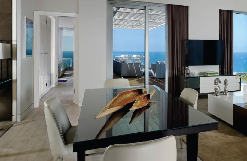 The Ritz-Carlton Hotel, Herzliya (photo credit: MATHEW SHAW)
