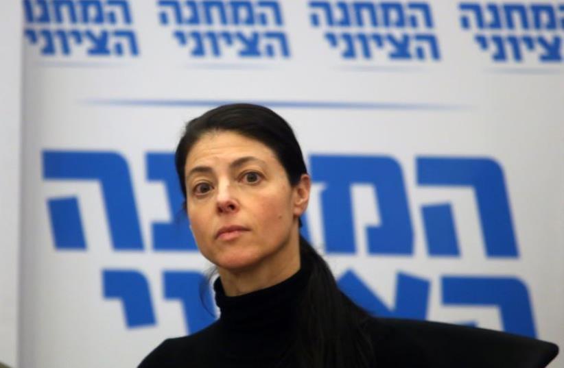 Zionist Union MK Merav Michaeli (photo credit: MARC ISRAEL SELLEM/THE JERUSALEM POST)