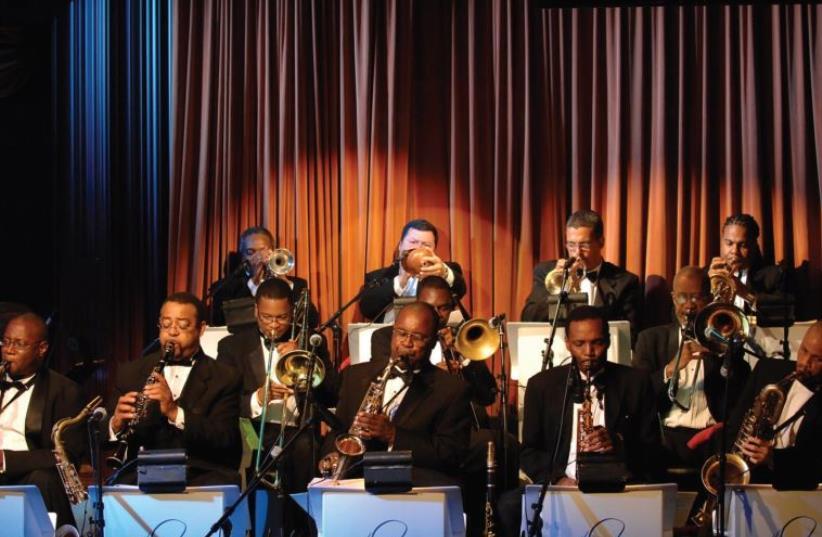 The Duke Ellington Orchestra (photo credit: PR)