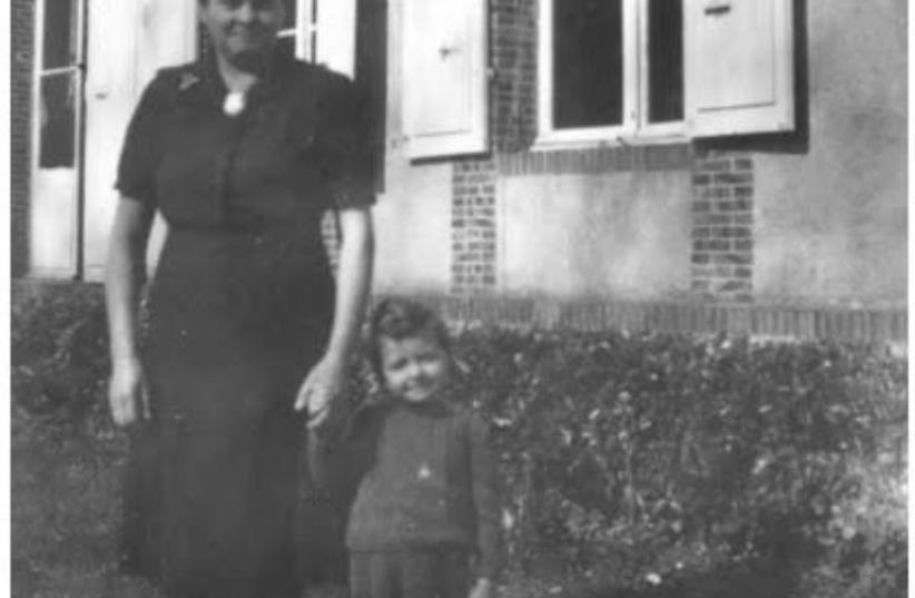 Marthe Coche, Blaindainville, 1942 (photo credit: YAD VASHEM)
