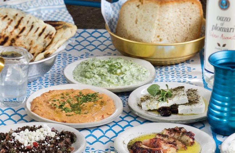 Greco restaurant (photo credit: PR)