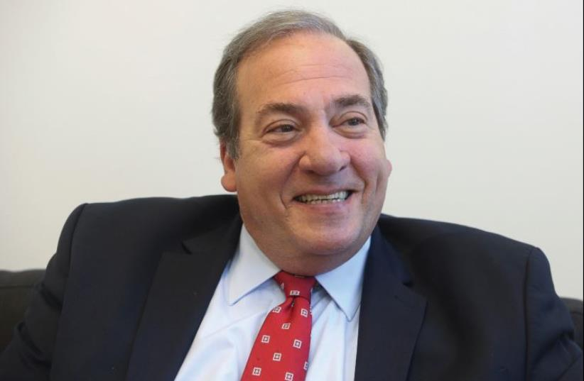 Rabbi Yechiel Eckstein (photo credit: MARC ISRAEL SELLEM)