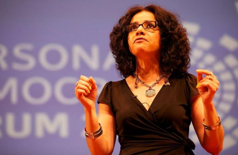 Mona Eltahawy (photo credit: ESTY STEIN / PERSONAL DEMOCRACY FORUM)
