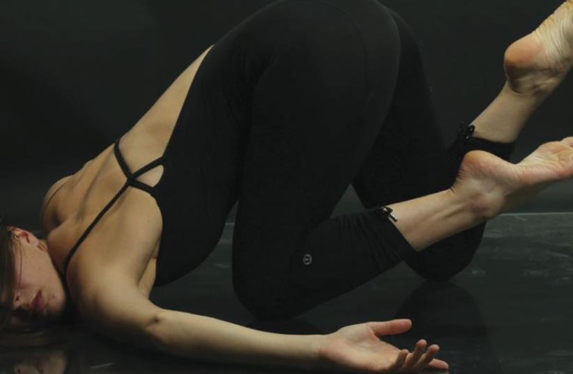 Maya Michlal Gelfand debuts 'Bound' with the Kolben Dance Company (photo credit: BEN OMANSKY)