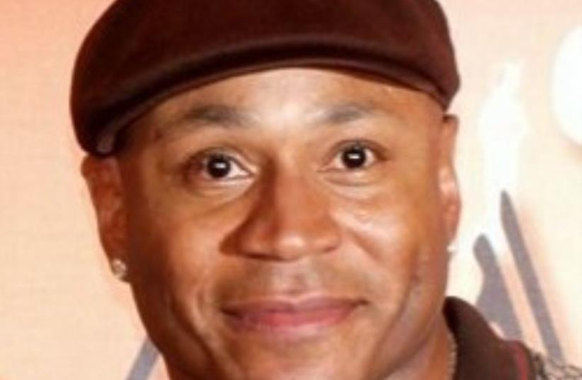 Rapper and actor LL Cool J. (photo credit: VERONICA PIVETTI/WIKIMEDIA COMMONS)