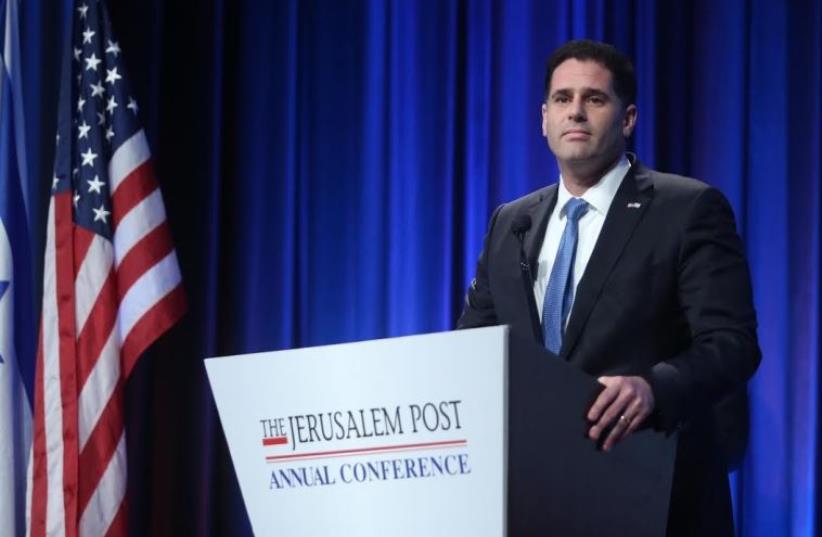 Israel's Ambassador to the US Ron Dermer (photo credit: MARC ISRAEL SELLEM/THE JERUSALEM POST)