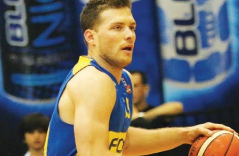 Maccabi Tel Aviv guard Gal Mekel (photo credit: ADI AVISHAI)