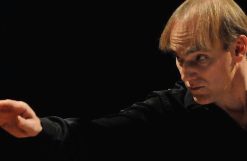 French conductor Daniel Kawka (photo credit: PR)