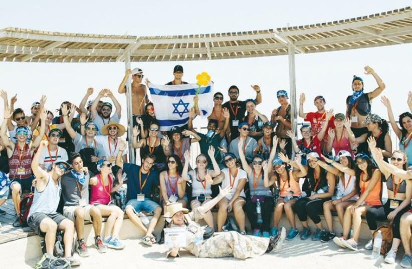 Birthright (photo credit: ILLUSTRATIVE/COURTESY BIRTHRIGHT)