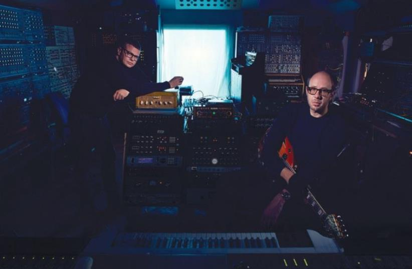 The Chemical Brothers (photo credit: Courtesy)