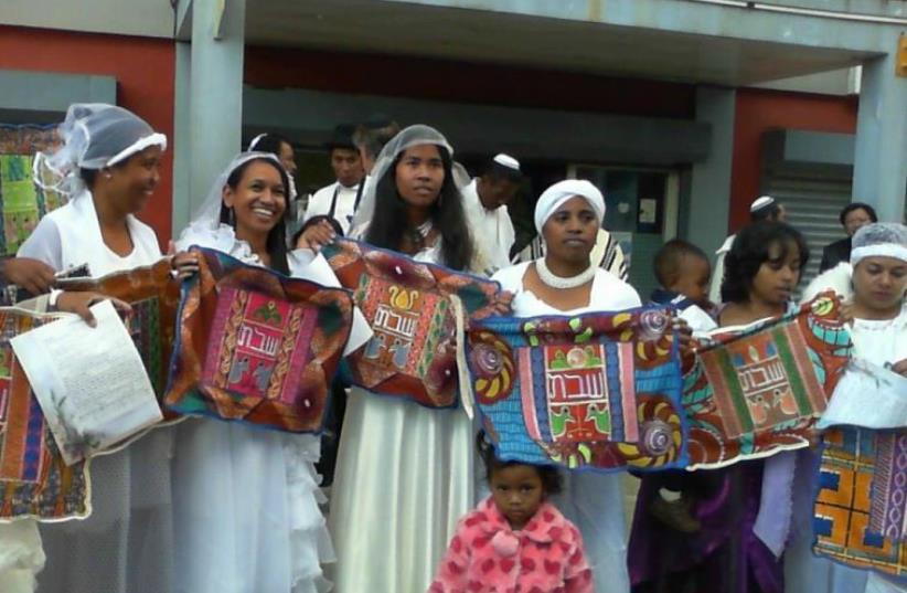 Madagascar Jews  (photo credit: US-BASED KULANU NON-PROFIT)