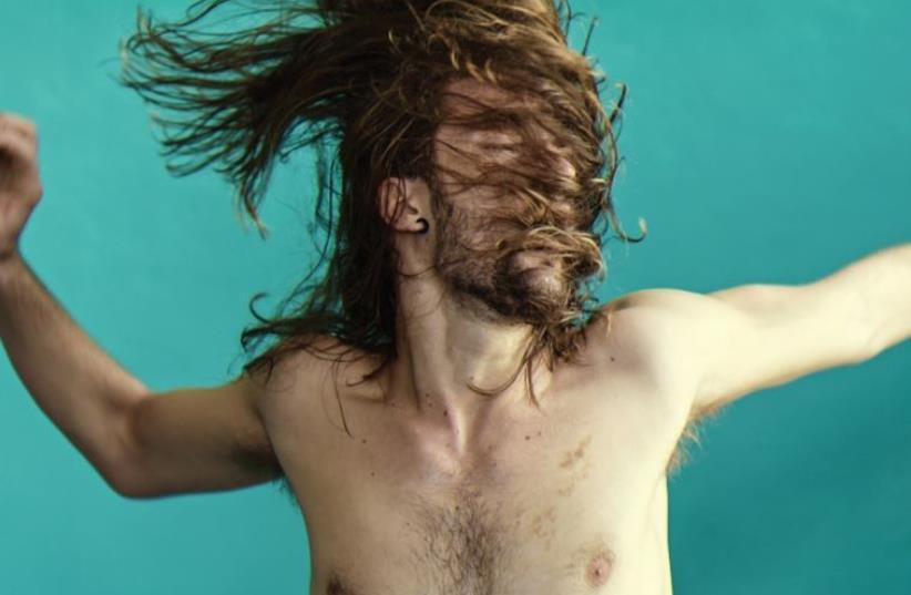 The Inbal Pinto and Avshalom Pollak Dance Company's 'Slug' (photo credit: MICHAL HLAVIN AND ODED PLOTNITZKY)