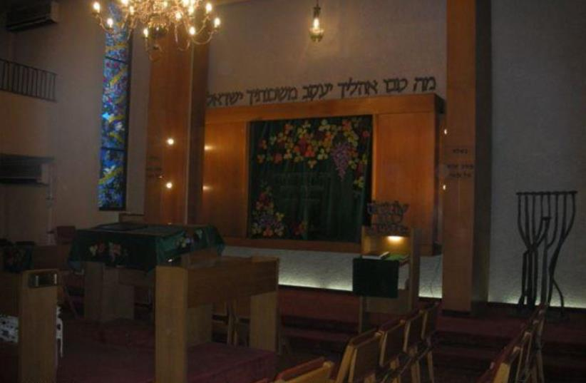 Hazvi Yisrael synagogue (photo credit: ODED FELDMAN/PIKIWIKI)